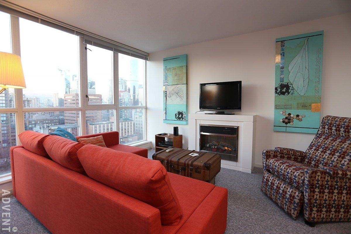 Best Brava Furnished 1 Bedroom Apartment Rental Vancouver Advent With Pictures