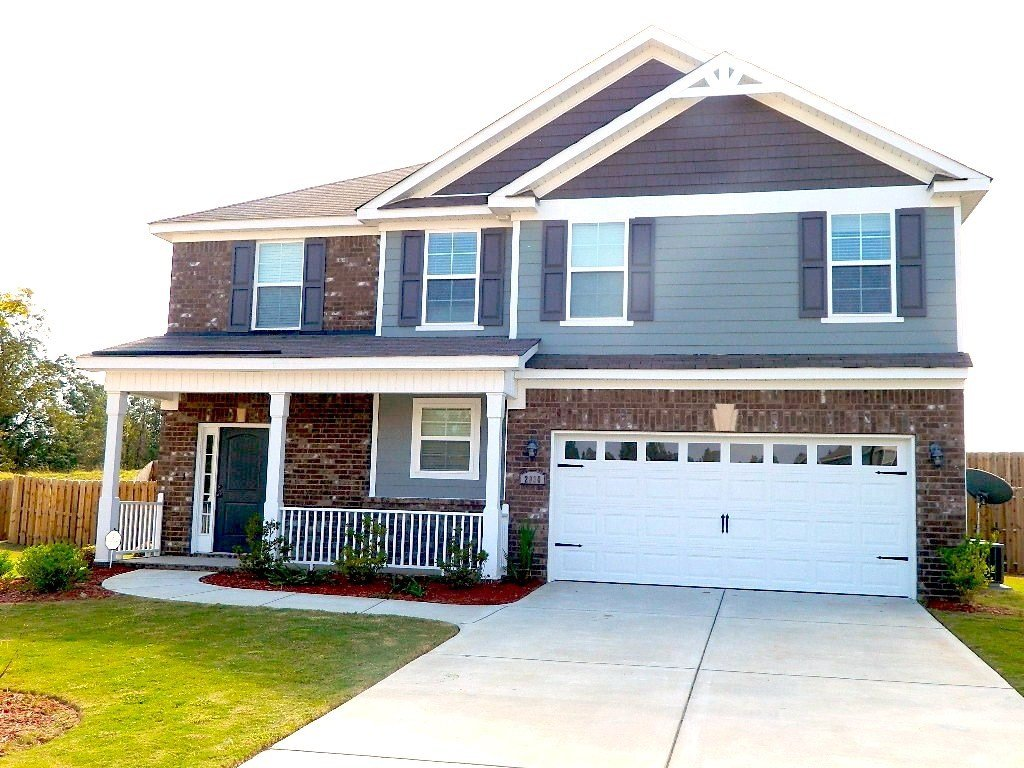 Best Home For Rent 2030 Hatton Court Augusta Ga 30909 With Pictures
