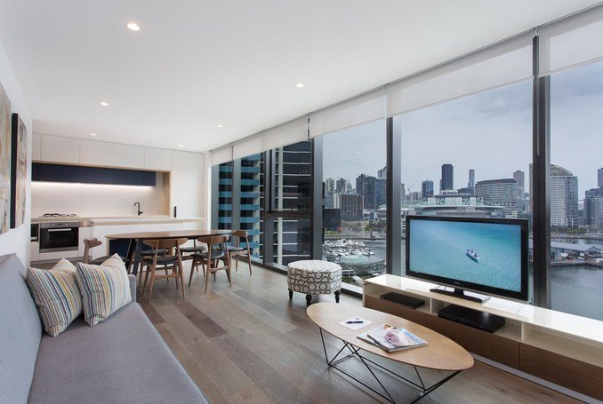 Best Three Bedrooms Harbour View Apartment At The Sebel With Pictures