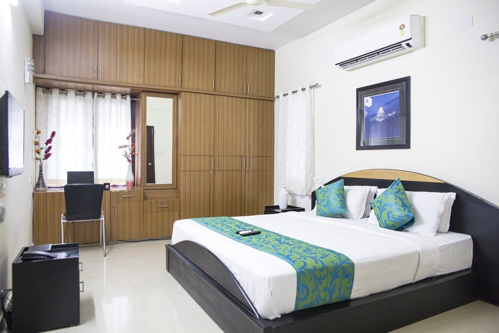 Best 3 Bhk Serviced Apartment At Srinagar Colony Satya Sai With Pictures