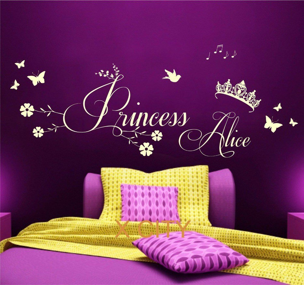 Best Girls Bedroom Wall Paintings – Weneedfun With Pictures