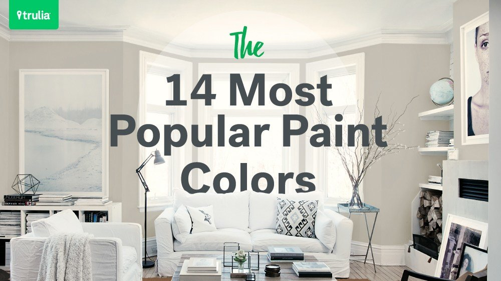 Best 14 Popular Paint Colors For Small Rooms – Life At Home With Pictures