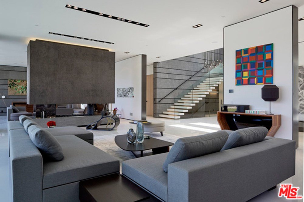 Best The New L A Reid House In Los Angeles Ca Celebrity With Pictures