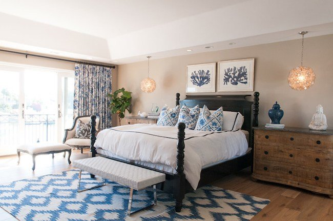 Best Beach Themed Bedrooms With Coastal Style With Pictures