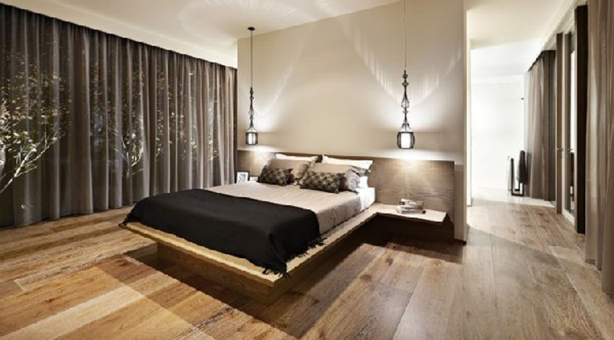 Best 30 Contemporary Bedroom Design For Your Home – The Wow Style With Pictures
