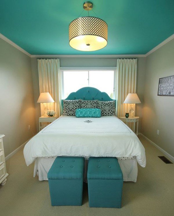 Best 21 Breathtaking Turquoise Bedroom Ideas – The Wow Style With Pictures