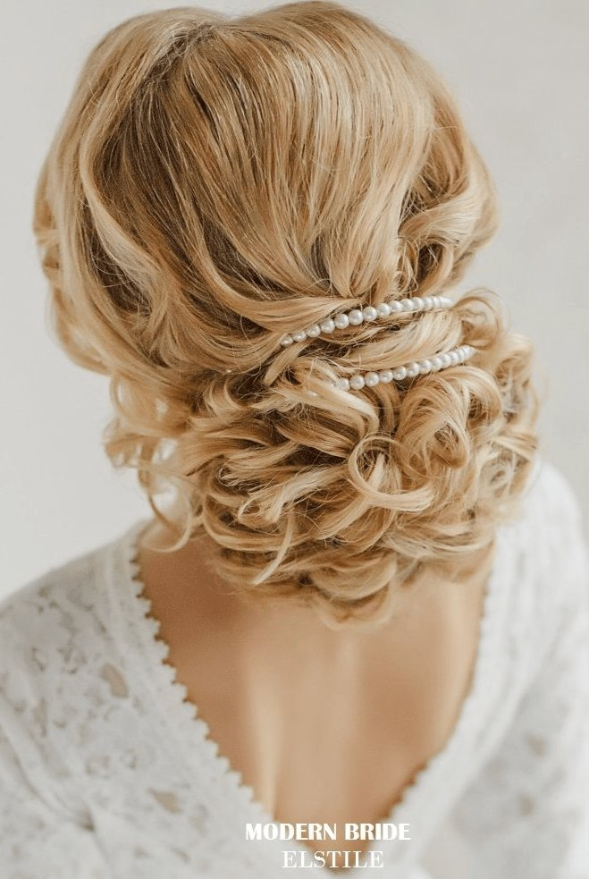 Free Stunning Wedding Hairstyles For Every Bride Modwedding Wallpaper