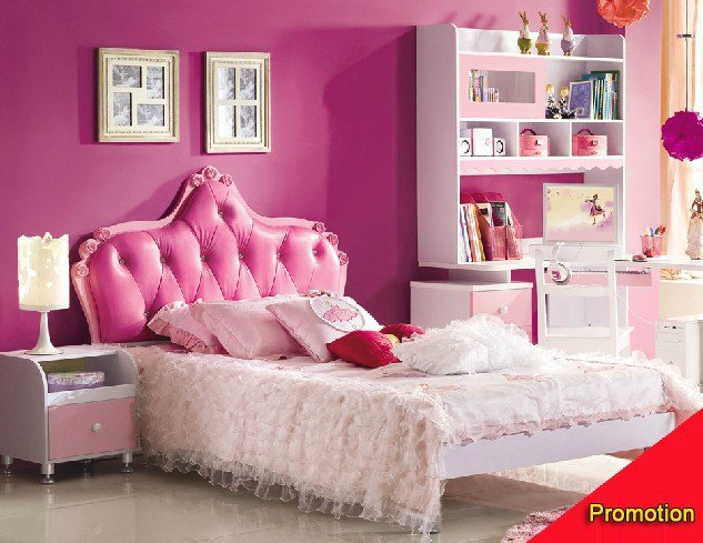 Best Cute Girl S Bedroom Sets W Swarovski Crystal Roses With Pictures