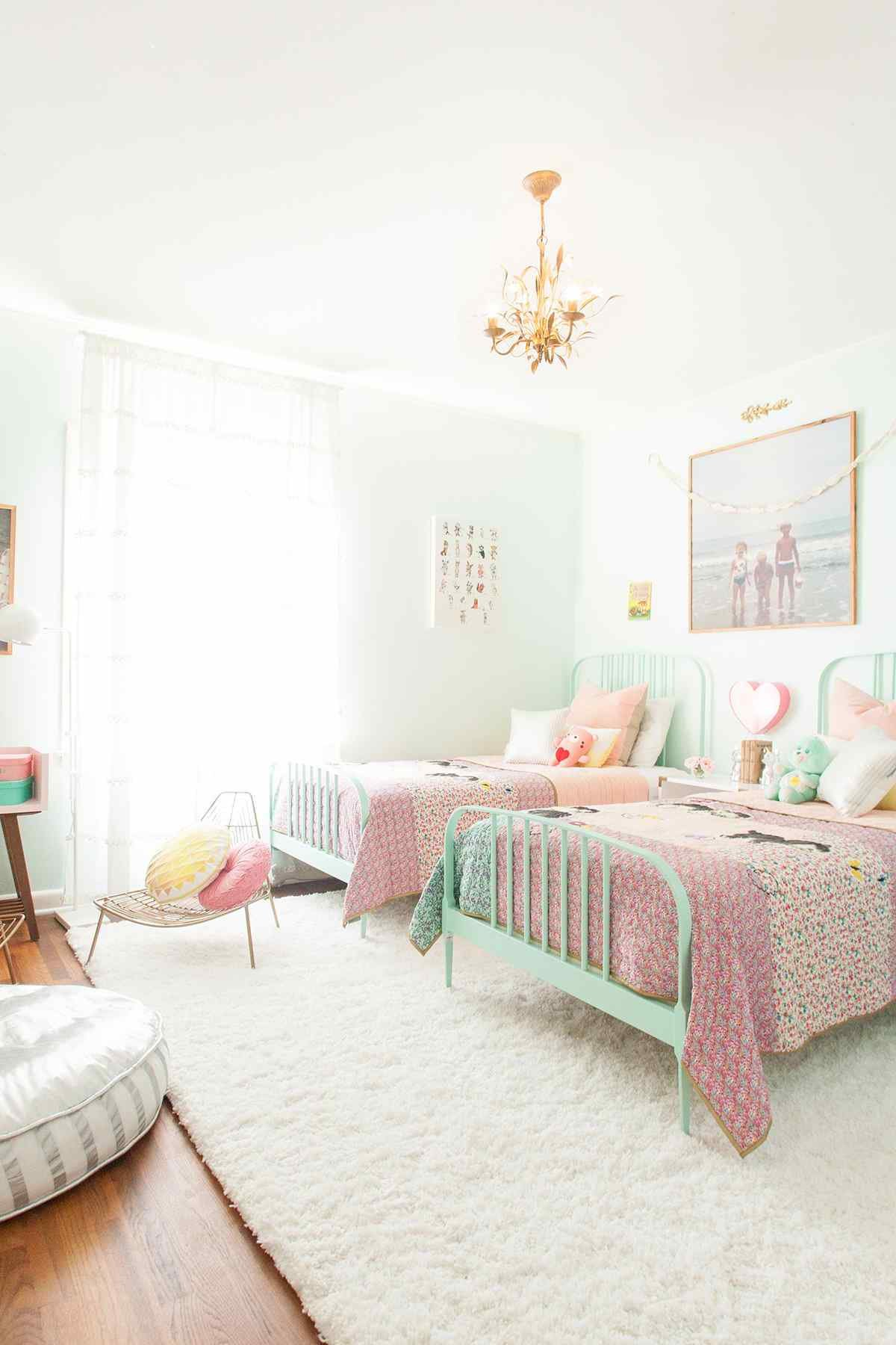 Best 18 Shared Girl Bedroom Decorating Ideas Make It And Love It With Pictures