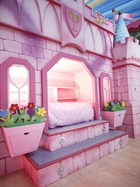 Best Princess Dreams Luxury Handmade Girl S Bedroom And Furniture With Pictures