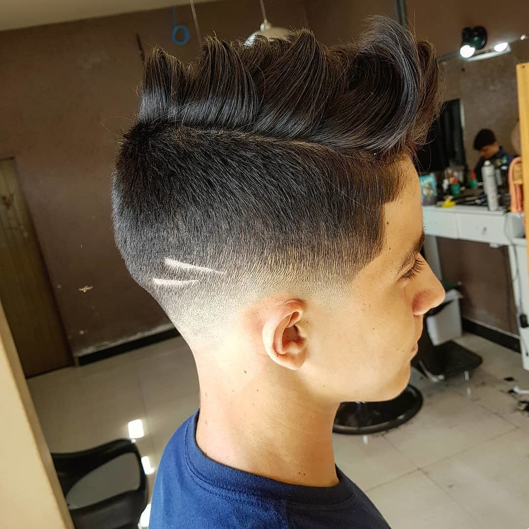 Free Types Of Fade Haircuts Men S Hairstyle Trends Wallpaper