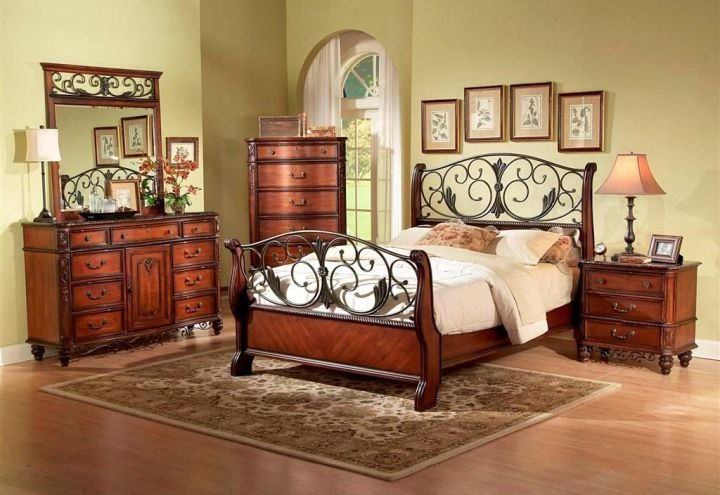 Best 20 Good Looking Tuscan Style Bedroom Furniture Designs With Pictures