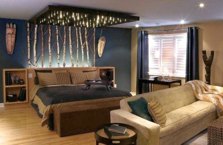 Best Sporty Bachelor Bedroom Decorating Ideas With Pictures