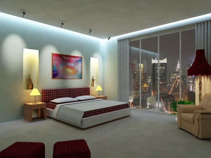 Best 20 Cool Modern Master Bedroom Ideas With Pictures