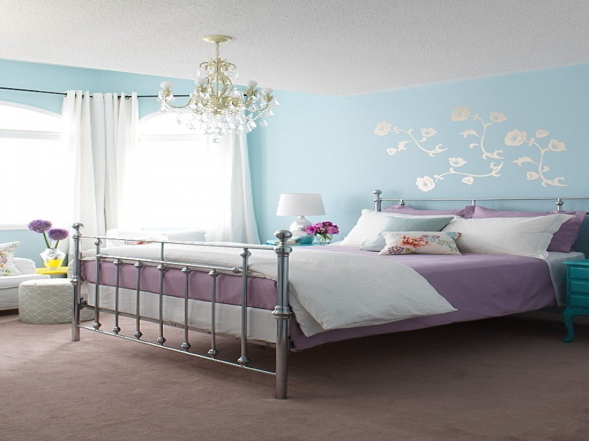 Best Gray And Purple Bedroom Blue And Purple Bedroom Ideas With Pictures