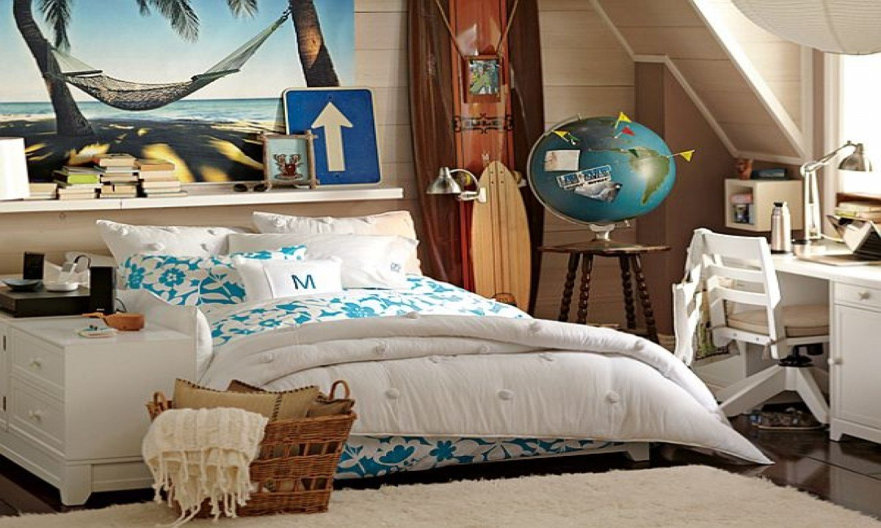 Best Beach Theme Bedroom T**N Beach Bedroom Ideas For Girls With Pictures