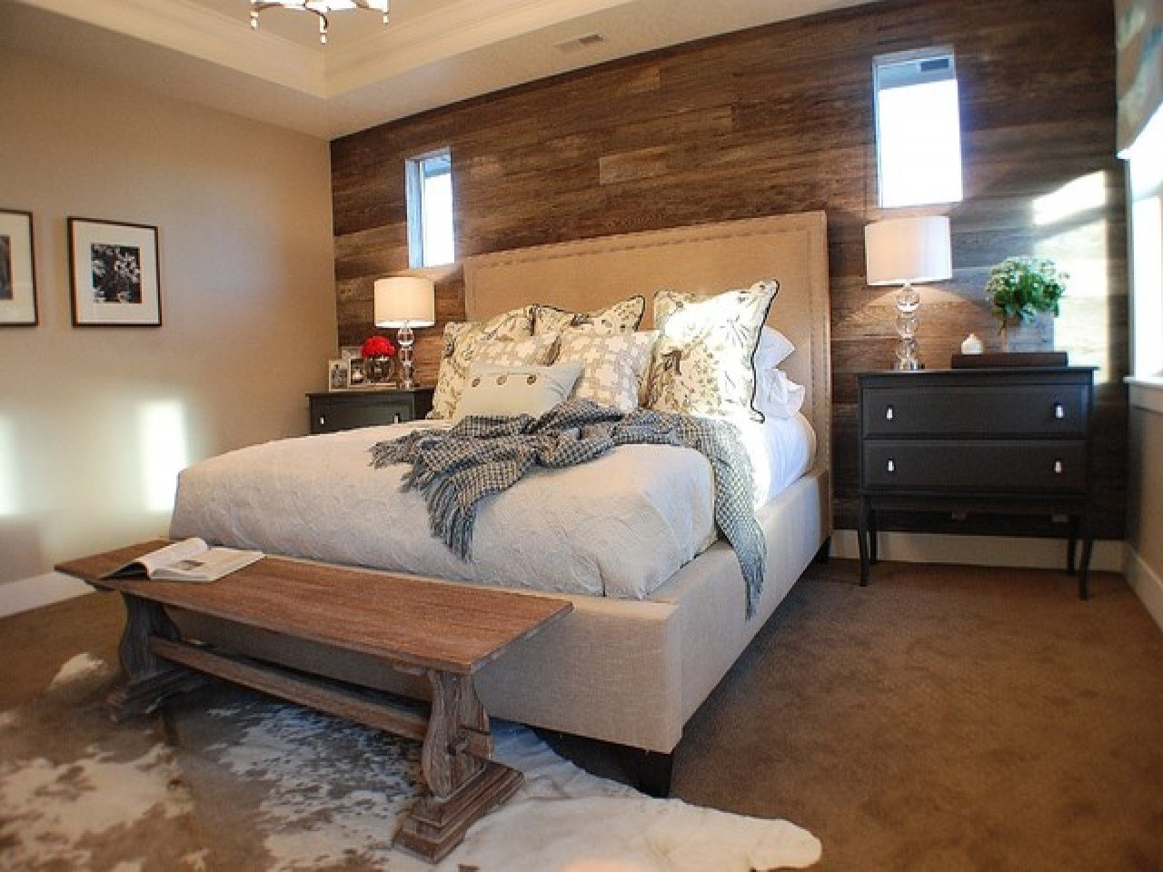 Best Rustic Chic Bedroom Ideas Rustic Master Bedroom Ideas With Pictures