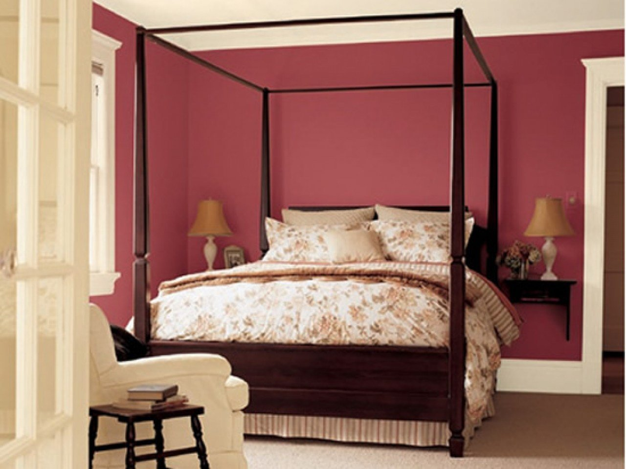 Best Bright Paint Colors For Bedrooms Interior Wall Paint With Pictures