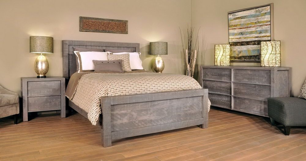 Best Grey Wood Bedroom Furniture Incredible The Best For Gray With Pictures