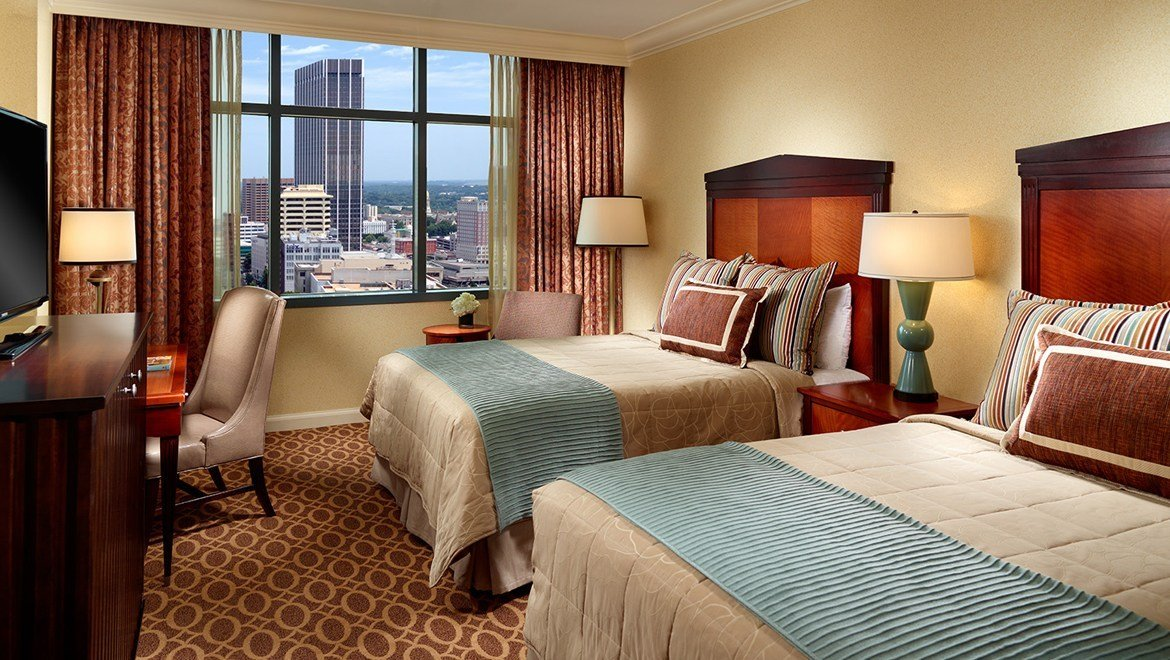 Best Suites In Atlanta Ga Omni Atlanta Hotel At Cnn Center With Pictures