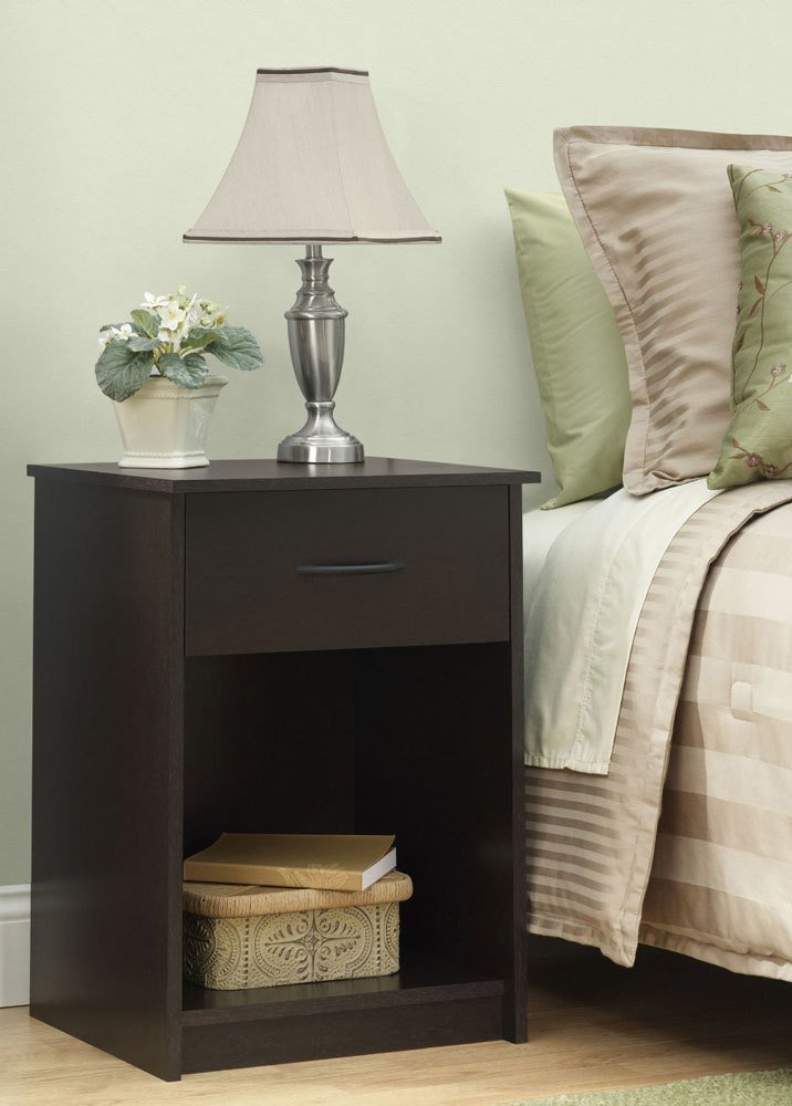Best Bedroom Accent Table In Nightstands With Pictures