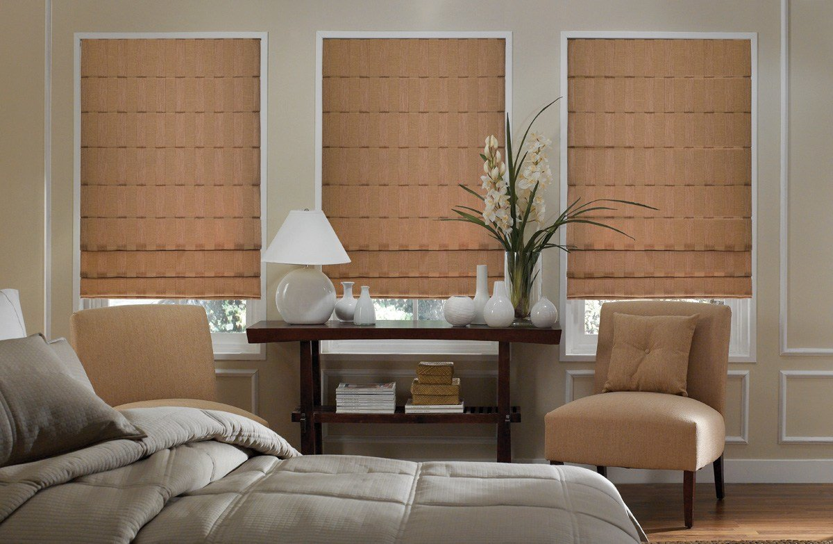 Best Phase Ii Fabric Roman Shades Phase Ii With Pictures