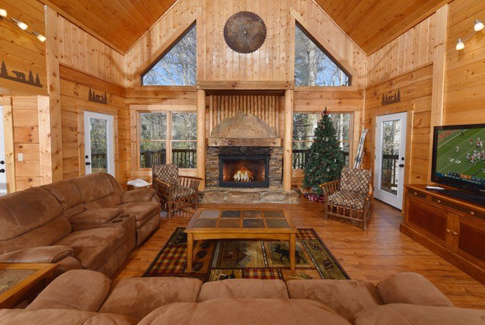 Best Pigeon Forge Tn Cabins Copper River With Pictures