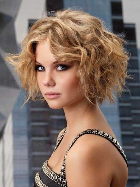 Free Short Haircuts For Women 10 Curly Bob Hairstyles For Wallpaper