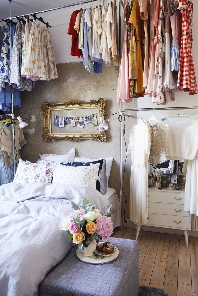 Best 15 Clever Closet Ideas For Small Space Pretty Designs With Pictures