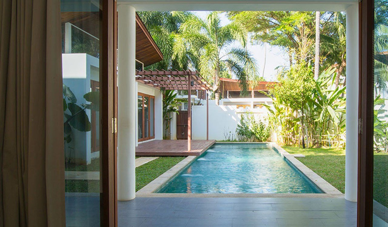 Best Three Bedroom Villa Private Pool Beach Access Aleenta Hua Hin Resort Spa With Pictures