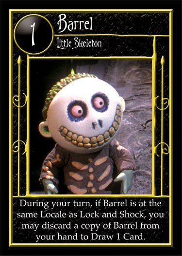 Best The Nightmare Before Christmas Tcg With Pictures