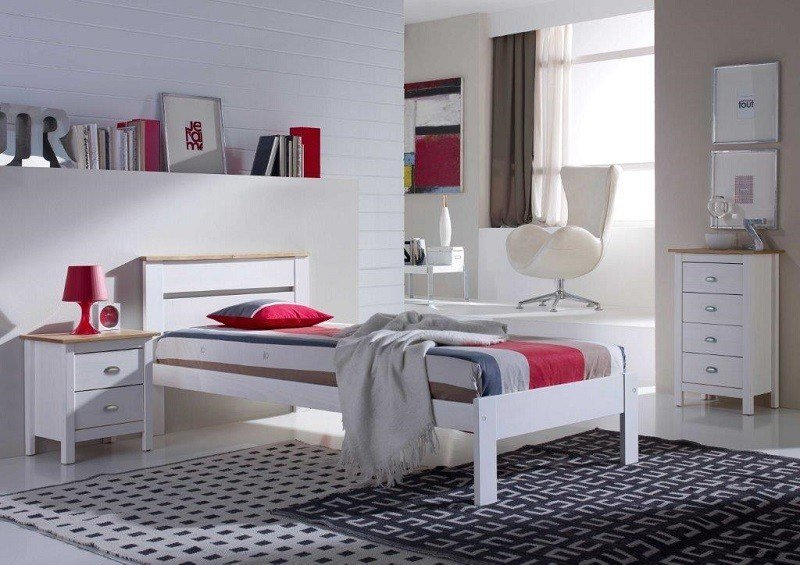 Best Jade Kid Bed From Andreotti Furniture With Pictures