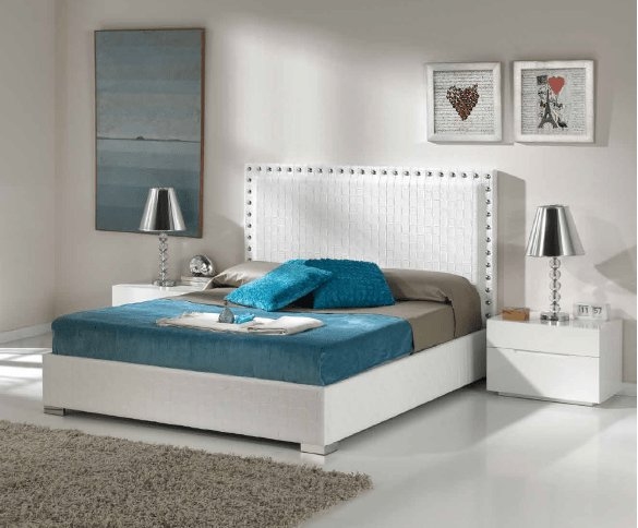 Best Buy In Cyprus Andrea Bed From Andreotti Limassol Bedroom Furniture Shop With Pictures