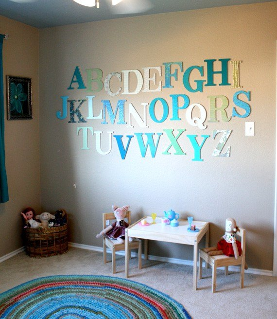 Best 25 Cute Diy Wall Art Ideas For Kids Room With Pictures
