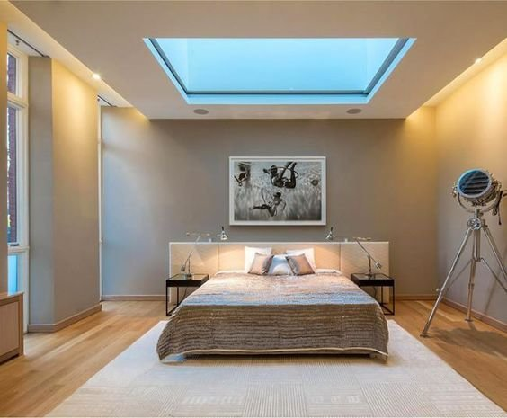 Best 16 Astonishing Bedrooms With Skylights That Everyone Will With Pictures