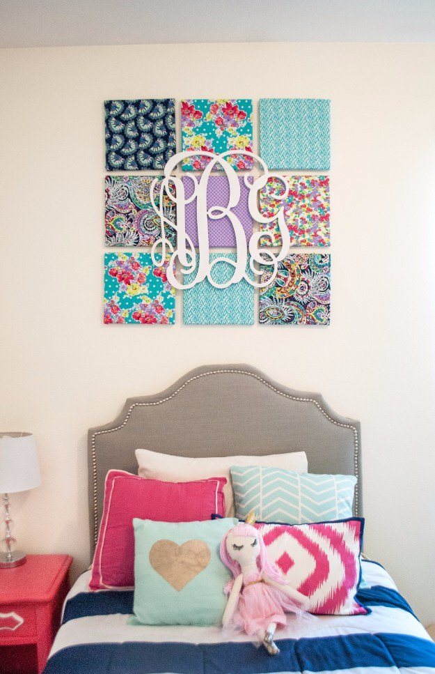 Best 17 Simple And Easy Diy Wall Art Ideas For Your Bedroom With Pictures