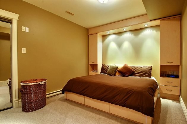 Best 15 Awesome Basement Bedroom Designs That Are Worth Seeing With Pictures