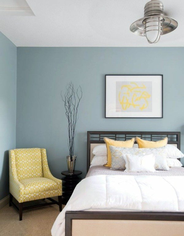 Best Bedroom Color Ideas For A Moody Atmosphere Interior With Pictures