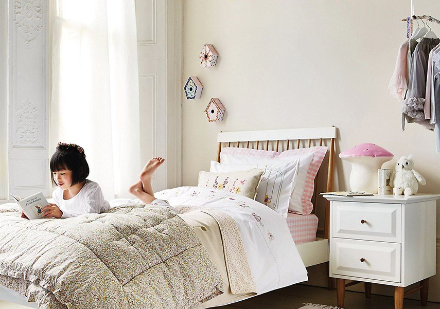 Best Girls Bedroom Via The White Company With Pictures
