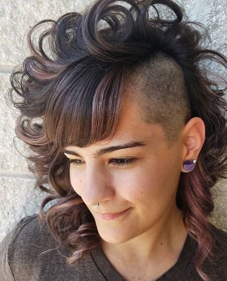 Free 66 Shaved Hairstyles For Women That Turn Heads Everywhere Wallpaper
