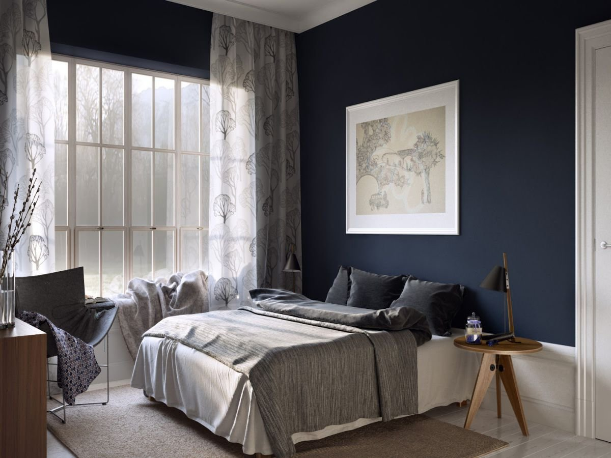 Best Blue Bedroom Ideas For Adults Cool Bedroom Paint Ideas With Pictures