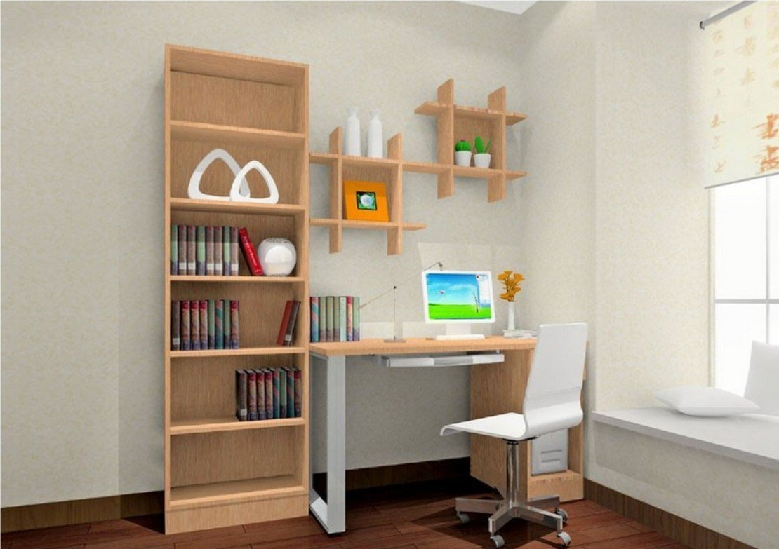 Best Desk Bookcase Combo Girls Desks For Bedrooms Bedroom With Pictures