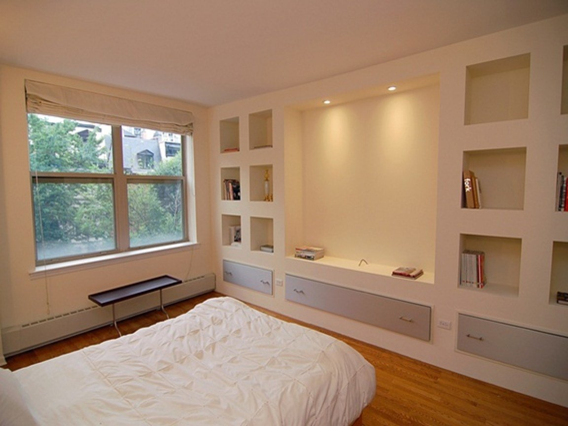 Best Bookcase Ideas For Small Spaces Bedroom Storage Units With Pictures