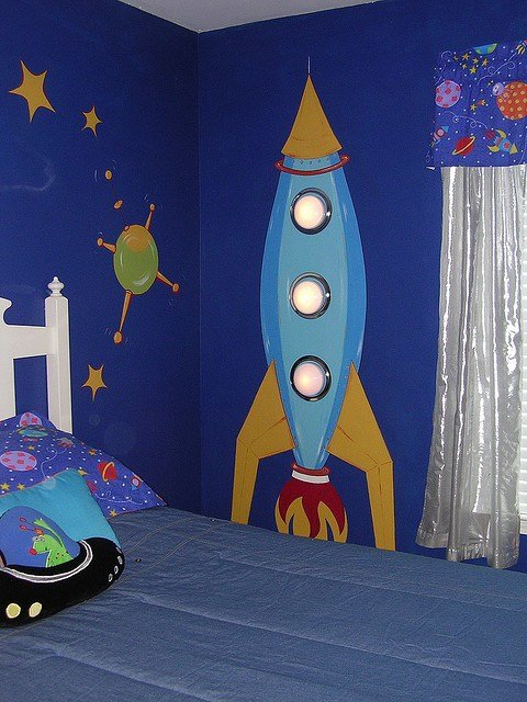 Best Amazing Wall Murals For Your Child S Bedroom Rss With Pictures