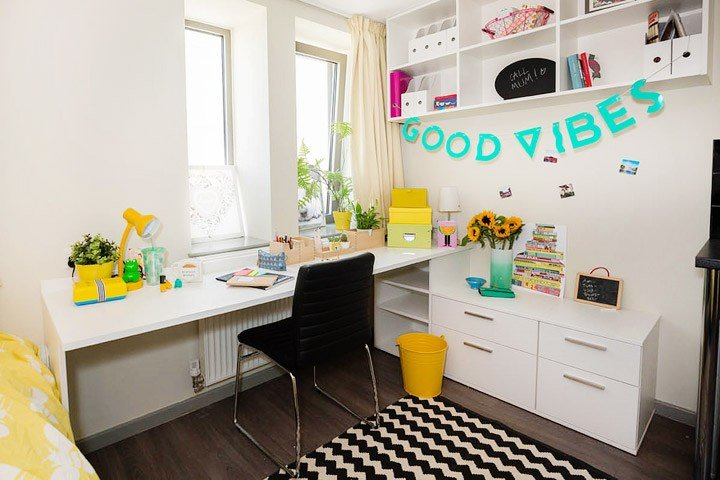 Best Student Bedroom Decor How To Make Your Halls Bedroom With Pictures