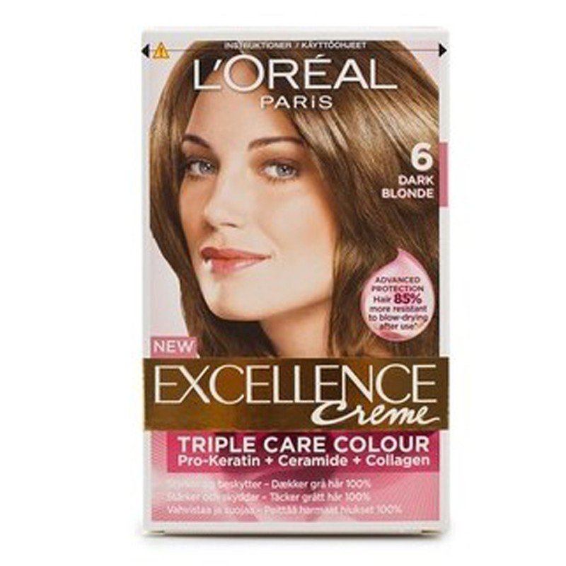 Free L Oreal Excellence Permanent Hair Color 6 Wallpaper