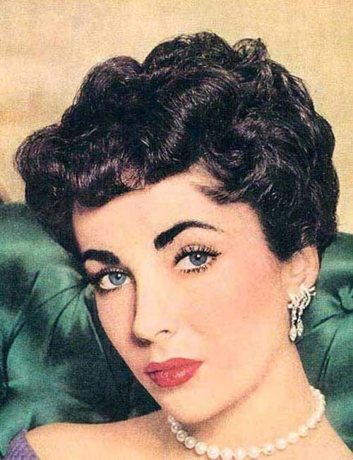 Free 50S Hairstyles For Short Hair Short Hairstyles 2018 Wallpaper