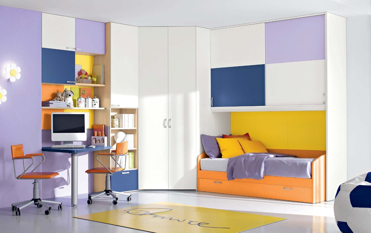 Best Colorful Bedroom Stylehomes Net With Pictures