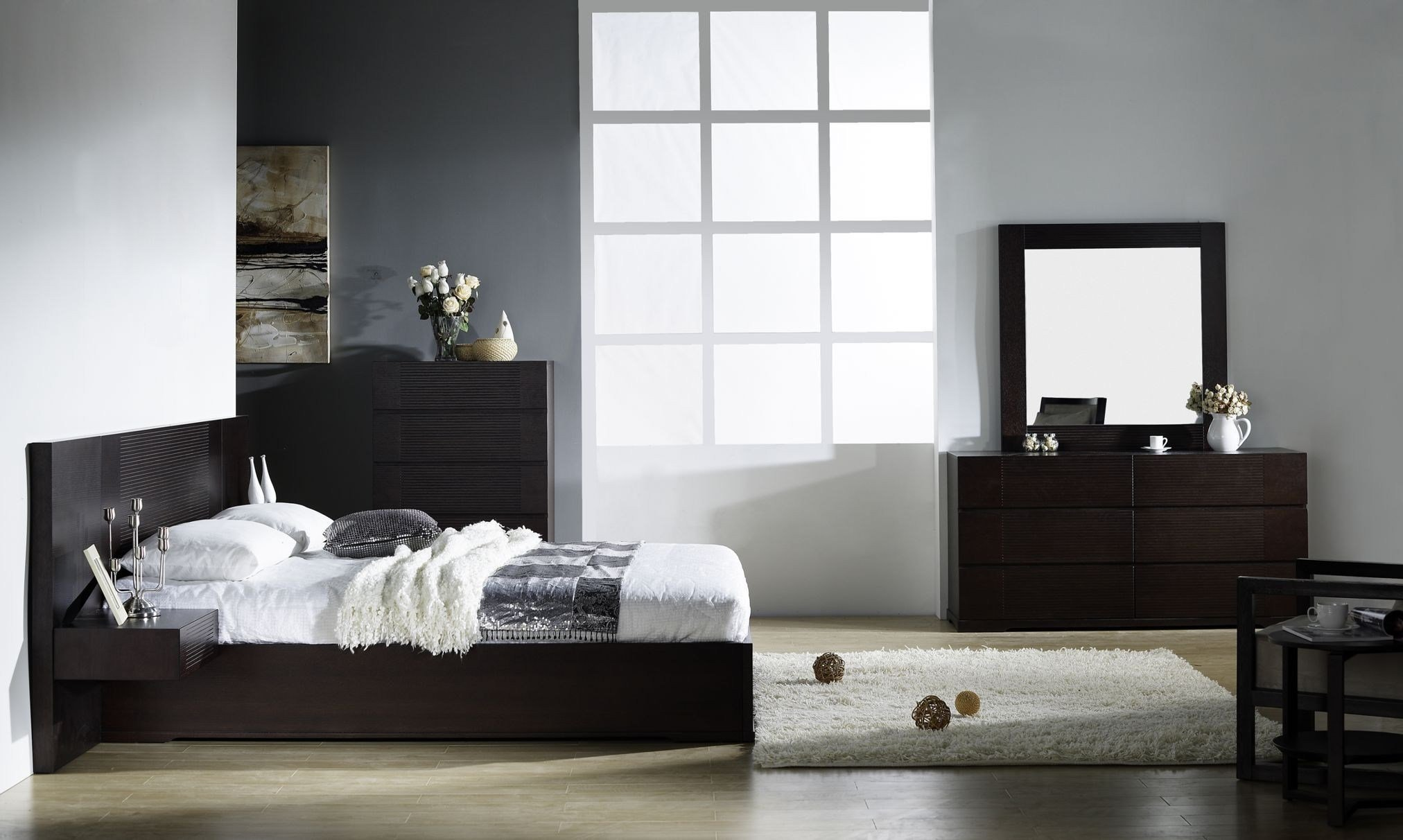 Best Echo Modern Bedroom Set With Pictures