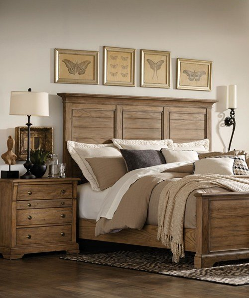 Best Rustic Bedroom Furniture Log Rustic Beds With Pictures